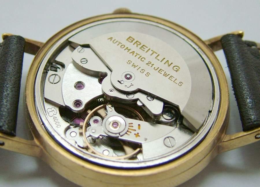 ... tehát nem a Breitling saját szerkezete – mint ahogy ilyet sajnos a  Breitling soha nem is készített f1ad62d31c